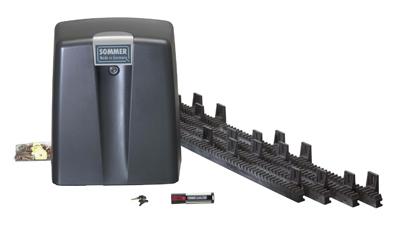 Привод для откатных ворот SOMMER SG1