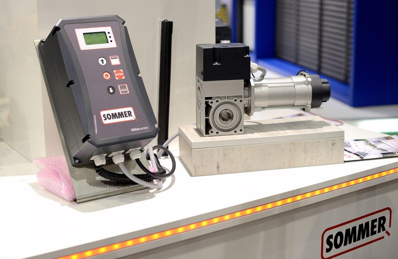 Новое поколение промышленной автоматики SOMMER