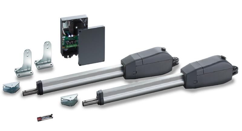 Комплект автоматики для распашных ворот SOMMER Twist 350